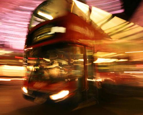 bus inglese
